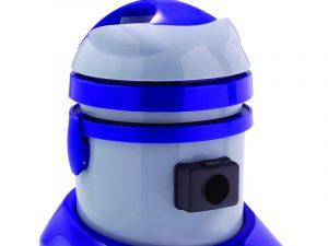 Robotdammsugare med lokalsinne